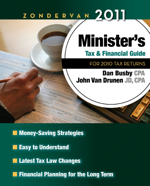 2011 Tax Guide for Ministers