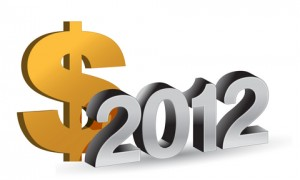 Improve your finances in 2012