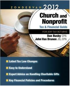 church finance tax help