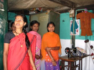 Business as Mission - Sewing & Tailoring Center in India