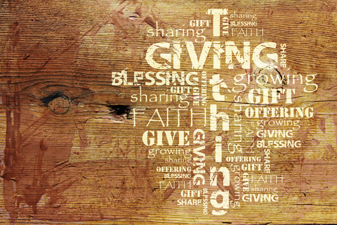 God Loves A Cheerful Giver