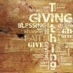 the bible on money and generosity